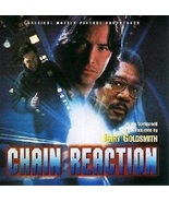 Chain Reaction - Soundtrack/Score CD ( Like New ) - $23.80