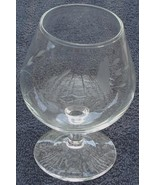 "Princess House Heritage Pattern 4.5"" Brandy Glass - ELEGANT - VGC - PRETTY - $11.87"