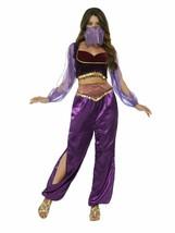 Smiffys Principessa Araba Genio Danzatrice Del Ventre Donne Adulte Costume - $39.00
