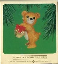 1984 - New in Box - Hallmark Christmas Keepsake Ornament - Cinnamon Bear - $1.97