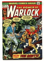 WARLOCK #6 1972-Marvel- comic book - $18.92
