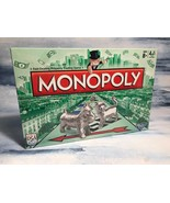 Monopoly Board Game Parker Brothers Hasbro - $15.35