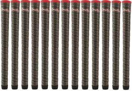 13 Winn Dri-Tac Wrap Standard Dark Gray Golf Grips 5DTWR DG - $73.95