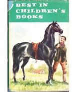 Best In Children's Books, Black Beauty And Ginger, Mother Goose, Little Eddie - £2.17 GBP