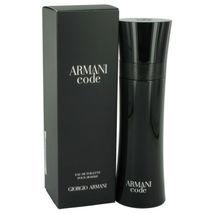Giorgio Armani Armani Code 4.2 Oz Eau De Toilette Spray  image 6