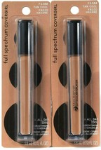 2 Covergirl 0.12 Oz Full Spectrum All Day Idol FS300 Tan Cool Bright Concealer - $18.99