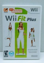 Wii Fit Plus Wii Game - $9.00