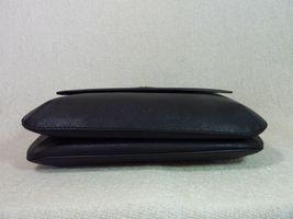 NWT Tory Burch Black Robinson Saffiano Combo Messenger Bag $450 image 5