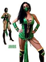 Mortal Kombat Jade Costume Jade MK Costume - $85.00