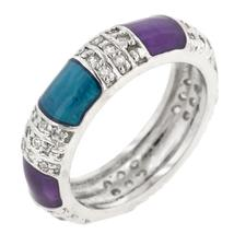 Calm Enamels Ring - $42.00