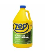 Zep All-Purpose Carpet Shampoo Concentrate 128 ounce ZUCEC128 formerly C... - $7.97