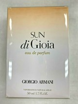 Sun DI GIOIA by GIORGIO ARMANI 1.7oz /50ml SPRAY WOMEN Sealed Box - $69.99