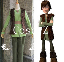 How to Train Your Dragon hiccup Cosplay Costume - $99.00
