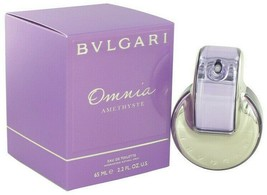 Omnia Amethyste Perfume by Bvlgari, 2.2oz/65ml Eau De Toilette Spray for women's - $58.40