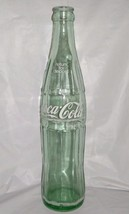 Vintage Returnable 16 oz. Glass Coke Bottle Shreveport, LA ETVB - $5.21