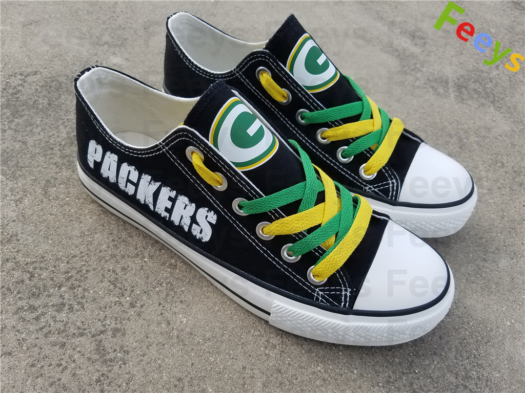 Green Bay Packers shoes Packers sneakers super bowl fashion birthday gift for S for sale  USA