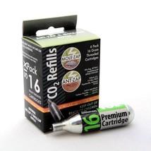 16g Threaded CO2 Cartridges 6-Pack Mole-Zap/Ant Zap Refills - $14.92