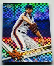 Mlb Steven Matz New York Mets 2017 Topps Chrome Refractors #110 Mint - $2.25