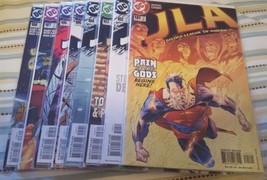 JLA (justice league of america) #101, 102, 103, 104, 105, 106, 107, 108,  - $18.00