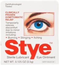 Stye Eye Ointment 0.125oz - $12.74