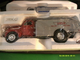 First Gear, Leffler 51 Ford F-6 Tanker,,NEW,#28-1213-1/34 Scale-FREE SHIPPING - $35.00