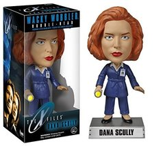Funko Wacky Wobbler: X-Files Dana Scully Action Figure - $11.28