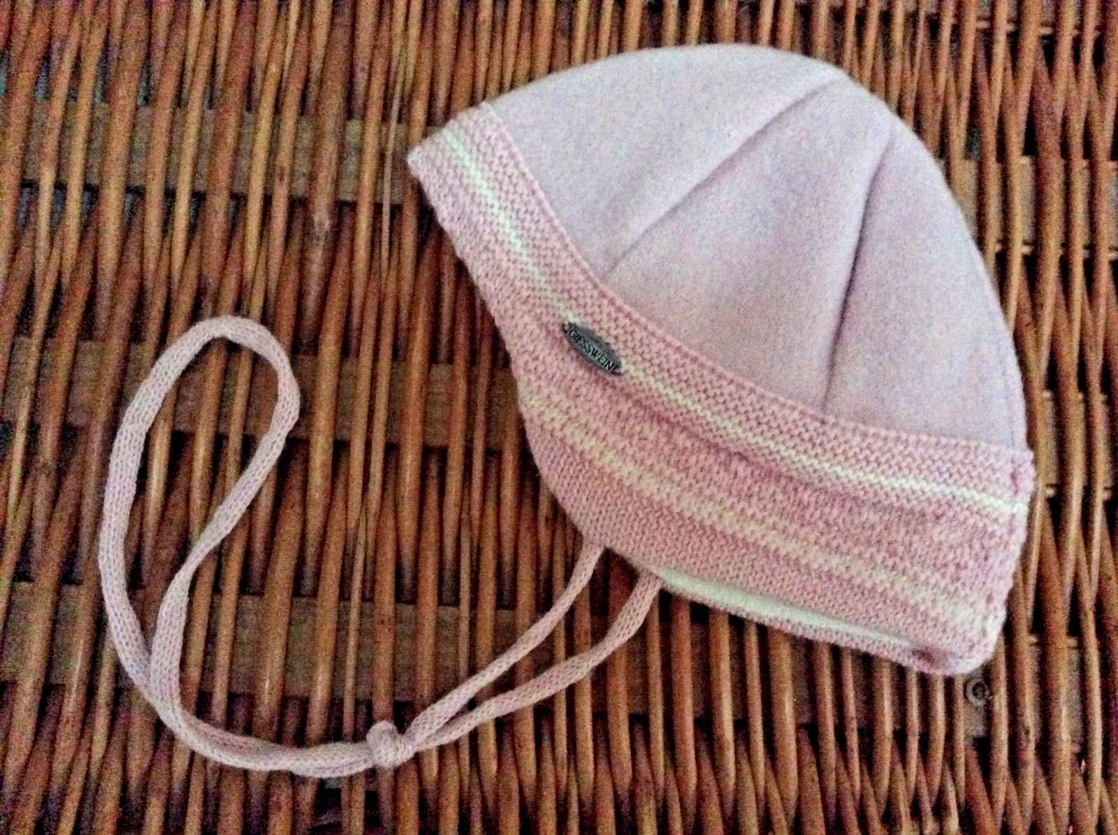 2a06d3155ad Giesswein Austria Pink Wool Baby Cap Hat and 50 similar items