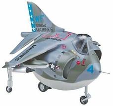 Hasegawa Egg Plane United States Marine Corps AV-8 Harrier non-scale pla... - $20.30