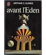 Nine Billion Names Of God (Avant l'Eden) Arthur Clarke TPB French Book 1978 - $6.50