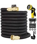 lifecolor 50ft Expandable Hose, Garden Hose 9 Functions Sprayer Nozzle, ... - $44.83
