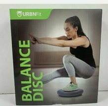 Balance Disc Urbnfit Blue Inflating Exercise Tool Core Strength Physical... - £19.04 GBP