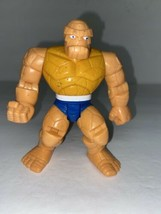 "1995 Toy Biz The Thing 5"" Action Figure - Fantastic Four - $5.45"