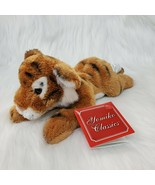 "10"" Russ Yomiko Classics Elliot Tiger Brown 34278 Beanbag Plush Stuffed ... - $21.99"
