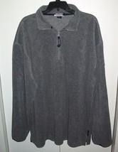 NAUTICA COMPETITION Pullover Fleece Quarter Zip Jacket Men's Size XXL - $13.99