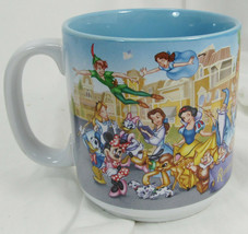 1996 Walt Disney World 25TH Anniversary Commemorative Coffee Mug Cup - $13.99