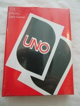 UNO A Family Card Game Brand New Factory Sealed - $9.99