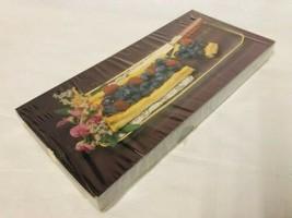 Mikasa Scala Gold Canape Serving Tray Factory Sealed Box - $21.73
