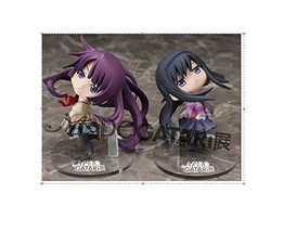 Madoka Magica Bakemonogatari Homura Akemi & Hitagi Senjougahara Ltd. fig... - $53.92