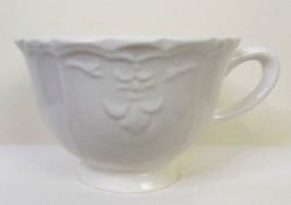 Tabletops Unlimited Versailles Set of 2 Pedestal Cups Mugs - $14.85