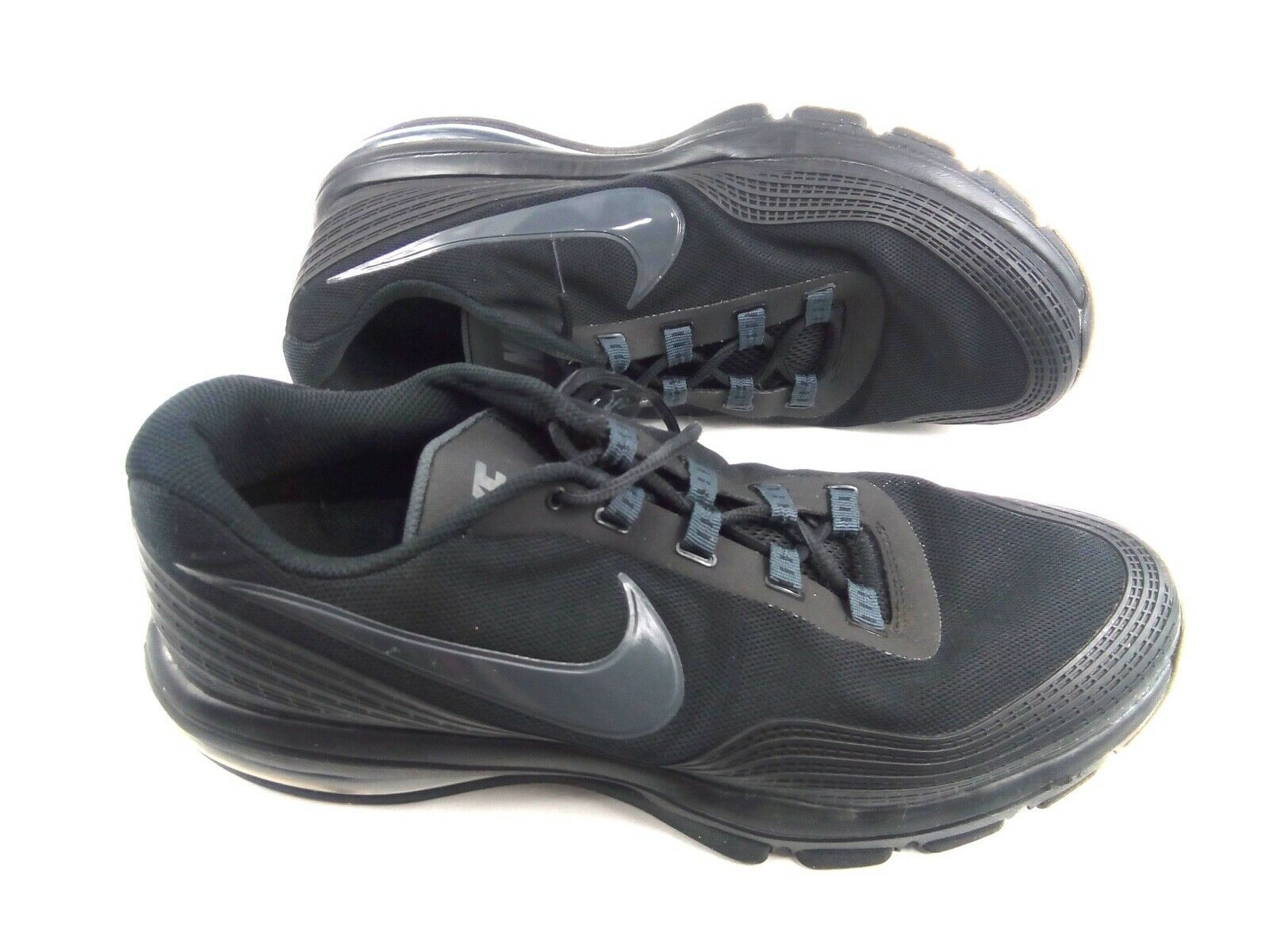 Nike Max Air TR 365 Men Sneakers 14 Black/Anthracite 2014 Running Training  $136