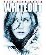 Whiteout⭐DVD DISC ONLY NO CASE⭐Kate Beckinsale - $3.99