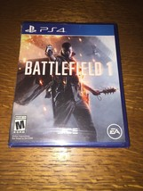 Battlefield 1 (PlayStation 4 PS4) Brand New Sealed - $12.73
