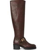 Polo Ralph Lauren Brown Women's Patsie Leather Boot, 7B, NWOB - $335.61