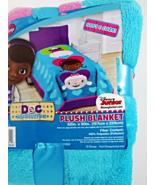 Disney Junior Doc McStuffins Blanket Plush Throw - $39.99