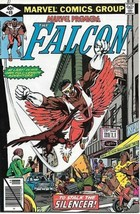 Marvel Premiere Comic Book #49 The Falcon 1979 VERY FINE - $10.69