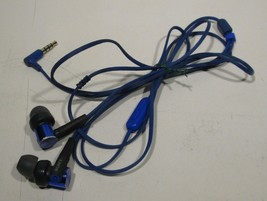 Sony MDR-XB50AP/L Extra Bass Earbud Headset- MDRXB50AP/L (Blue) - $7.59