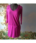 The North Face Women's 3/4 Sleeve Draw String Waist Tunic Dress Size Med... - $23.76