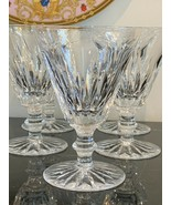 Waterford Crystal Eileen Cut Water Goblets Set of 8 - $129.00