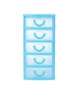 Storage Organizer Drawer Box Bin Plastic Basket Fabric Cabinet Container... - $12.50+