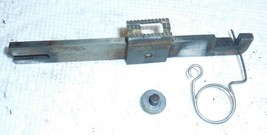 1880 New Home Light Running Feed Dog Assembly & Throat Plate (No Set Screw) - $20.00